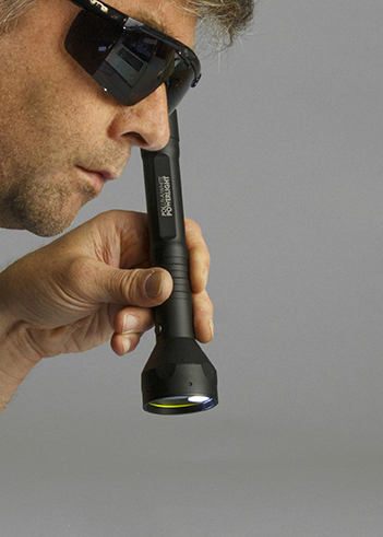 UV glassess, UV-A glassess Powerlight